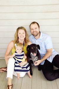 Jamie @HappyChapter with Family