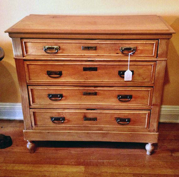 Antique Small Dresser