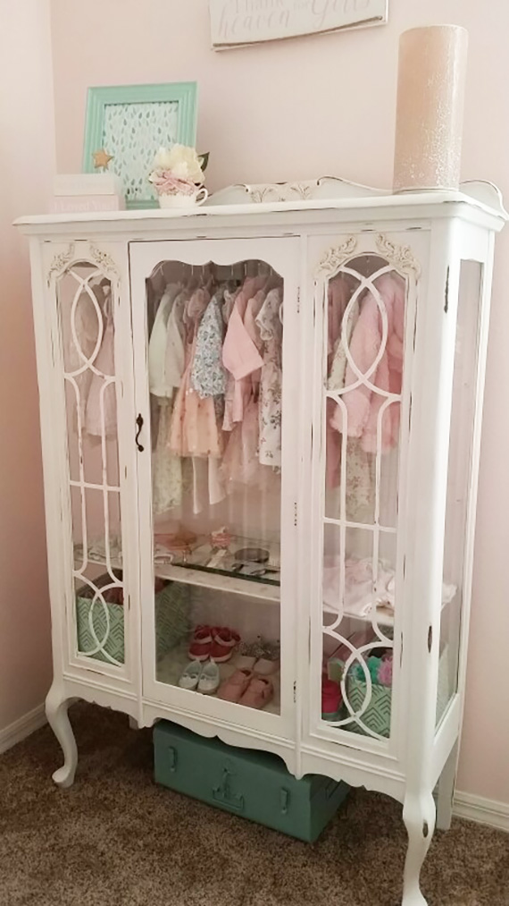 Obsessed: Refinished Nursery Furniture I Happy Chapter