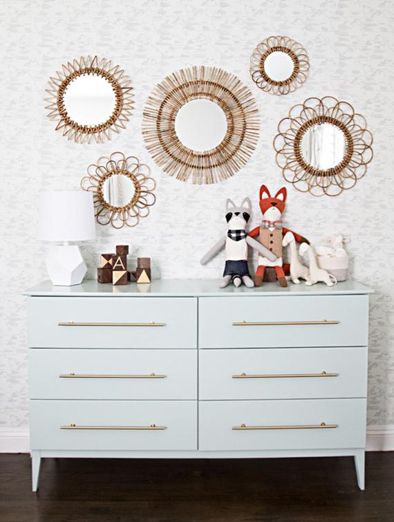 Ikea Custom Dresser Inspiration